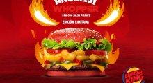 Angriest Whopper: por fin una hamburguesa picante