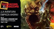 Rolazo! Dungeons and Dragons en directo... ¿y en la FNAC?
