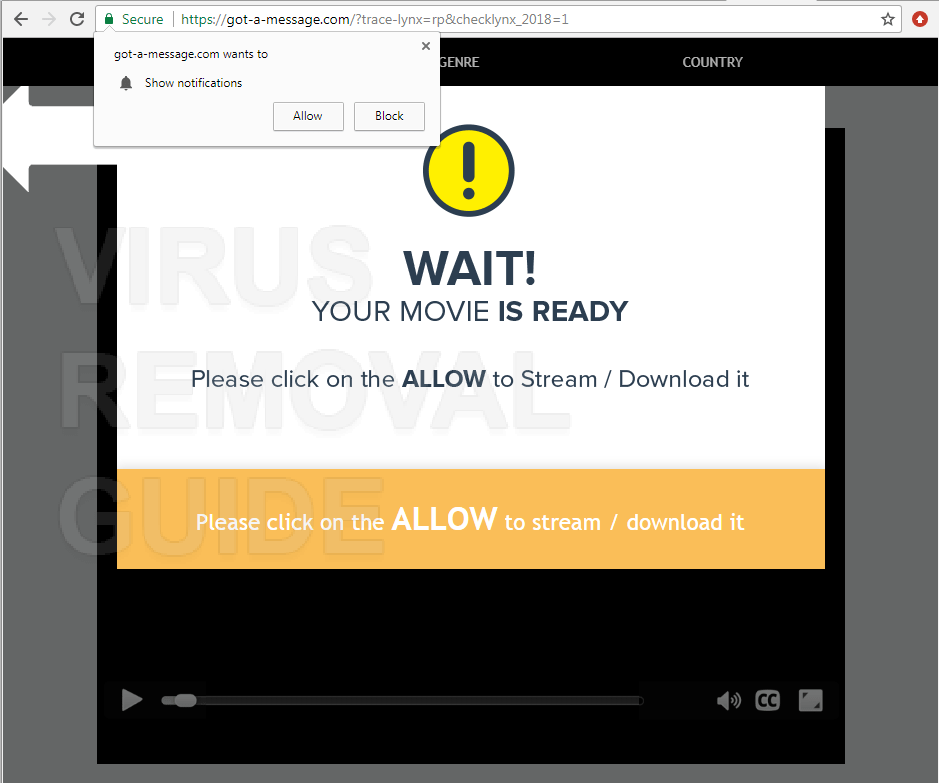 Got-a-message.com