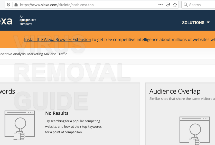 Nsablema.top adware
