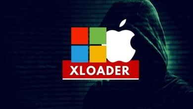 New XLoader malware