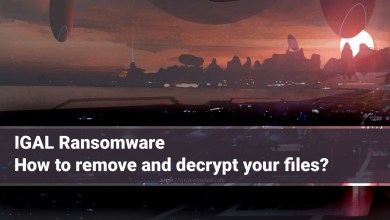 IGAL Ransomware