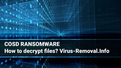 Cosd Ransomware