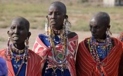 mulher massai