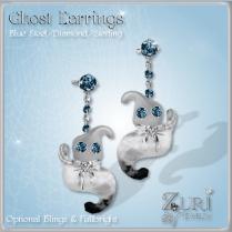 ghost-earrings-steel-blue-diamond