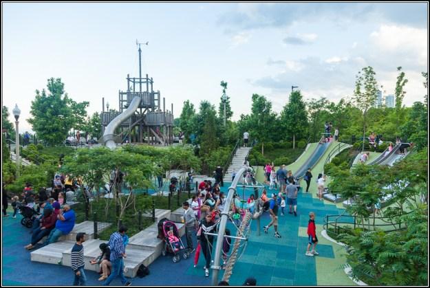 Playground, USA