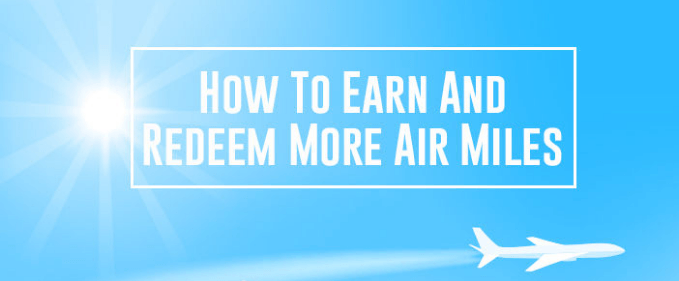 Earn Airline Miles