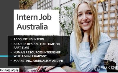 Intern Job Australia