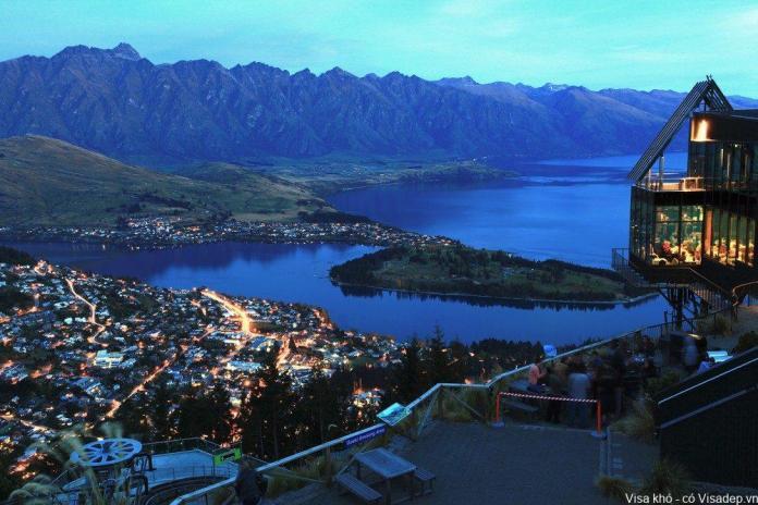 Dịch vụ xin visa New Zealand
