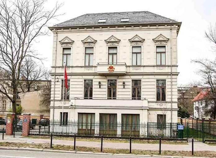 Đại sứ quán Việt Nam tại Đức