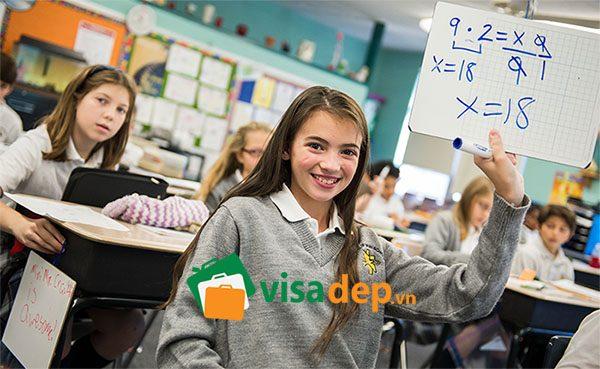 secondary education là gì