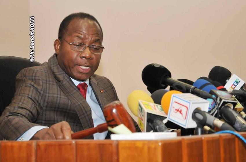 Parlement : Le 6ème rapport d'activités du président Adrien Houngbédji plébiscité; voici pourquoi