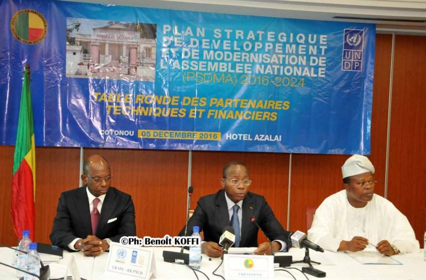 Financement du Plan Stratégique de Développement et de Modernisation de l'Assemblée Nationale: Les PTF s'engagent