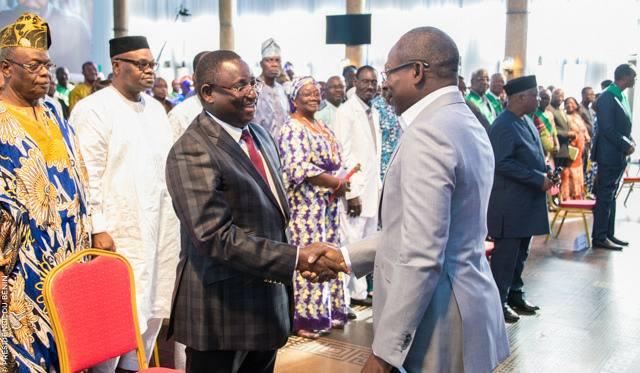Rencontre entre Patrice Talon et les maires, élus des villes du Grand Nokoué: De grands projets pour Cotonou, Abomey -Calavi, Sèmè Kpodji , Ouidah et Porto-Novo dès fin juin 2017