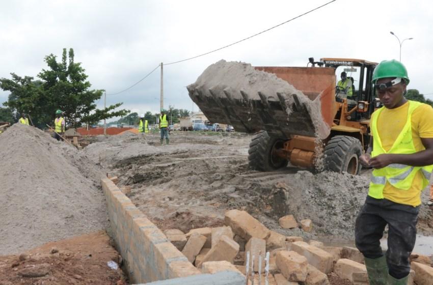 Tout sur le démarrage des travaux de la réhabilitation de l'axe Porto-Novo-Pobé-Obèlè-Frontière Nigeria