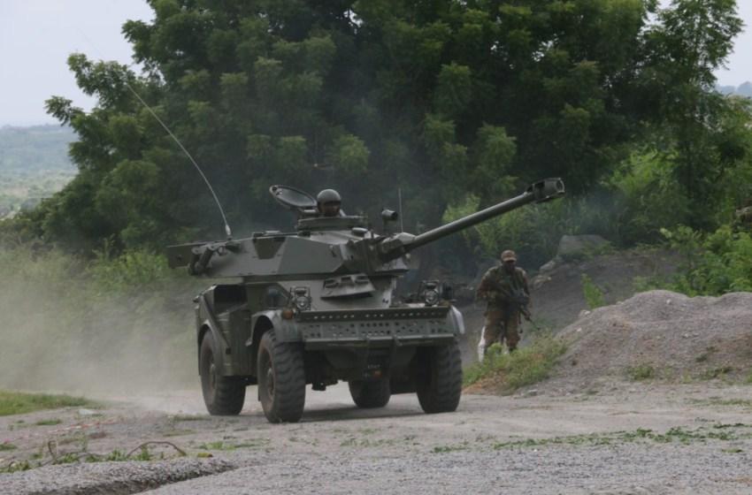 EXERCICE DAN 2017 : L'Armée de Terre teste son dispositif opérationnel sous le commandement du Colonel Fructueux Gbaguidi
