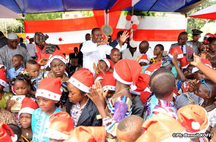 Assemblée nationale : Plus de 600 cadeaux de Noël aux enfants des députés et du personnel