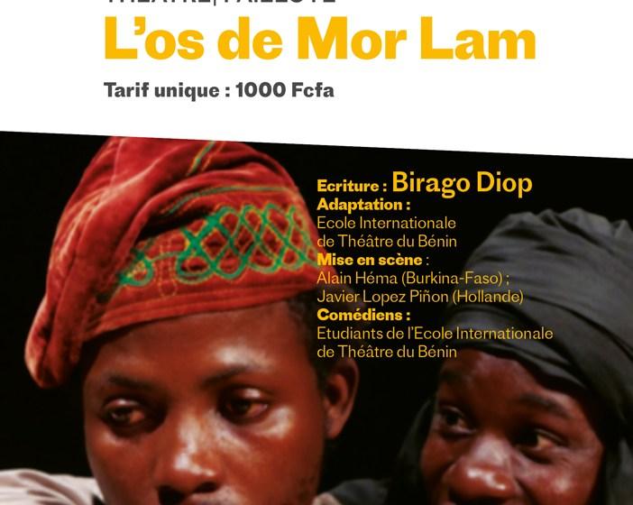 Les Rendez-vous de l'Institut Français de Cotonou: Lecture spectacle et Théâtre jeune publicles 27 et 29 juin prochains