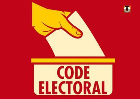 Voici l'intégralité du texte de la  Loi n°  2018-31 portant code électoral en   République du Bénin