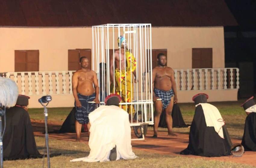 Nouvelle prouesse de Dine Alougbine : « RENAISSANCE », un spectacle époustouflant pour lancer les festivités du FIP 2019