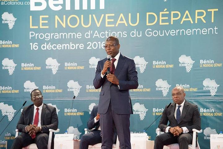 Financement du Programme d'actions du gouvernement: Déjà 3929,5 milliards F Cfa mobilisés
