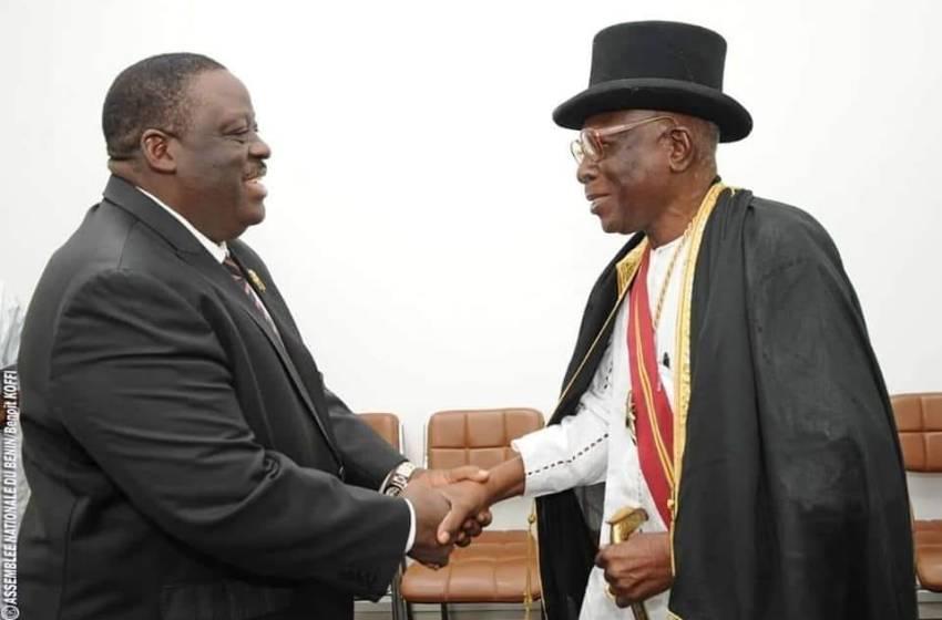 Les sages de Porto-Novo au président Louis G. Vlavonou : 《Nous vous apportons notre soutien》