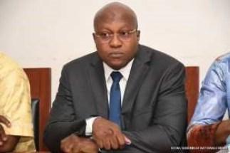 Yves Ogan, nouveau Directeur des Services Législatifs (DSL) de l'Assemblée nationale du Bénin