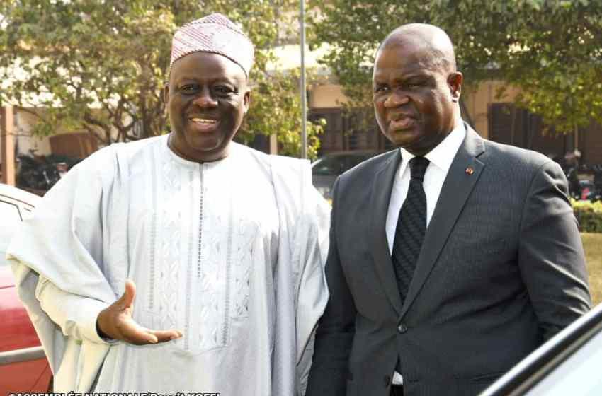 Tout sur la Mission de de l'Assemblée Parlementaire de la Francophonie au Bénin