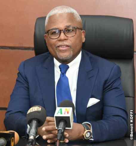 Me Sévérin Quenum Garde des sceaux, Ministre de la justice et de la législation
