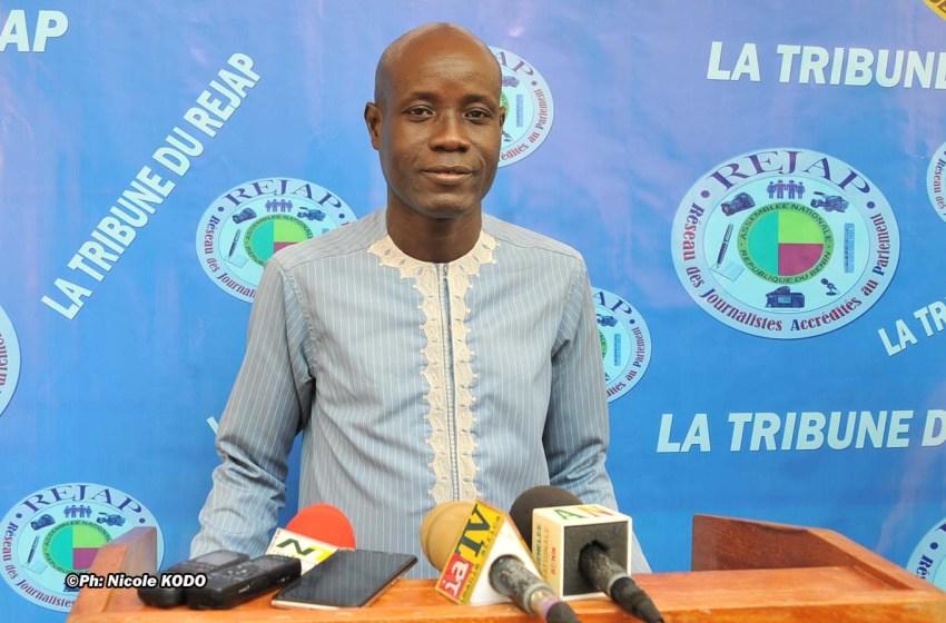 Gaspard Adjamossi, Président du ReJAP au sujet de la 8ème législature de l'Assemblée Nationale: «LE PRESIDENT VLAVONOU EST UN HOMME DE METHODE ET DE RIGUEUR»