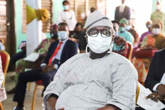 Ousmane Batoko, Président de la Cour Suprême