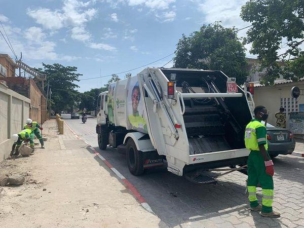 Société de gestion des déchets et de la salubrité du Grand Nokoué Vers plus d'efficacité