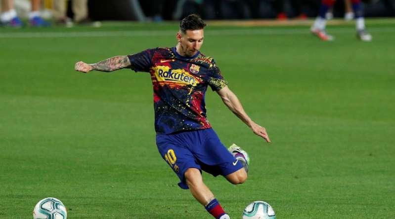 Foot/Transfert: La clause de Messi à 700 M€ n'est plus valable !