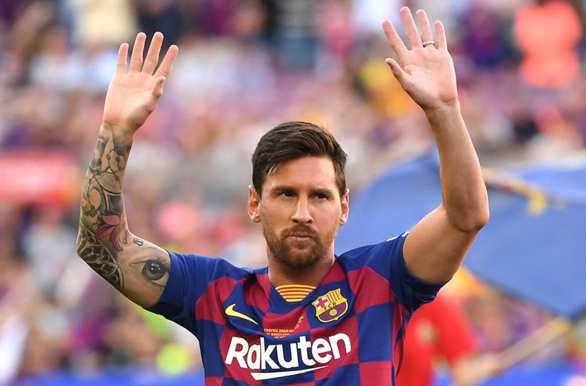 Lionel Messi-FC Barcelone: La fin d'une relation de 20 ans