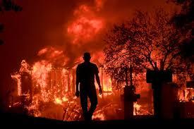 États-Unis: la Californie dévastée par des incendies meurtriers