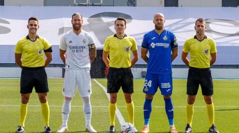 Le Real Madrid et Benzema cartonnent Getafe (4-0)
