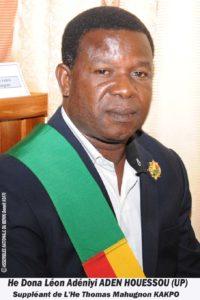 A bâtons rompus avec le député Léon Aden Houessou : « Les populations ont rejeté le mandat unique »