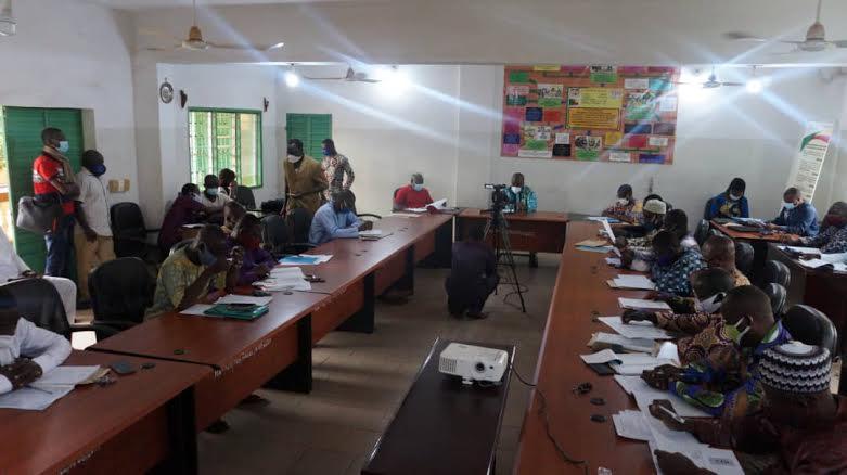 Djougou: Le premier collectif budgétaire de la commune de adopté à l'unanimité