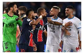 Ligue1: l'OM gagne à Paris et met fin à la longue série d'invincibilité du PSG contre lui