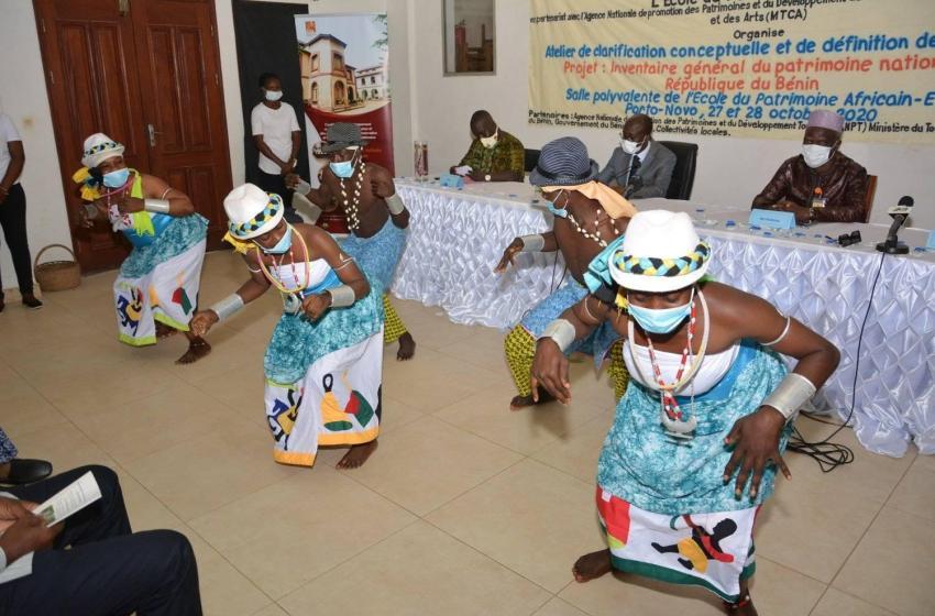 Porto-Novo: Le Ministre Jean-Michel ABIMBOLA engage des experts pour un inventaire général du patrimoine culturel national
