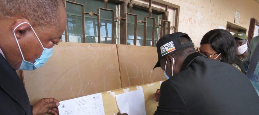 Affichage de la liste électorale: La dynamique du Cos n'est pas suivie sur le terrain