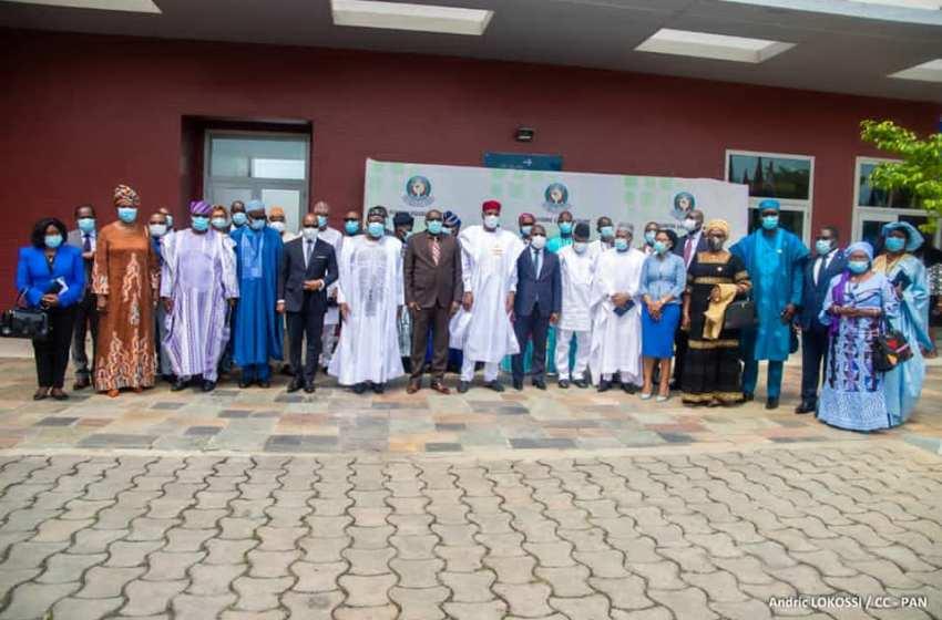 Réunion délocalisée du Parlement de la CEDEAO : Cotonou, capitale de la zone de Libre-Echange Continentale Africaine