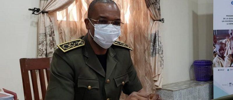 Djibril Mama Cissé, préfet du Borgou