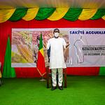Tournée présidentielle : A Sakété, Talon expose les bases du développement à une population charmée