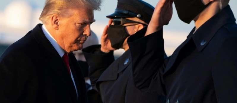 Pas de Noël joyeux pour Donald Trump, président en colère