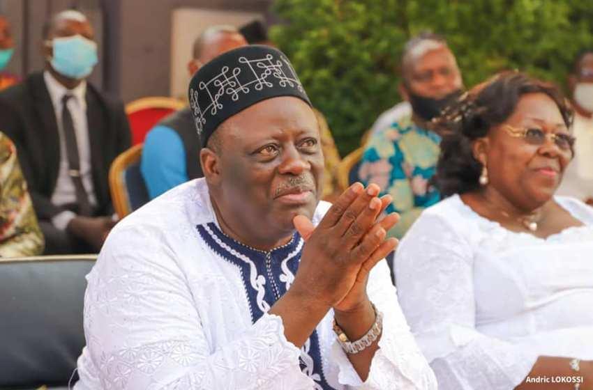 Réveil en fanfare le jour de l'an au domicile du Président de l'Assemblée Nationale : Sous le signe de la gratitude à Dieu