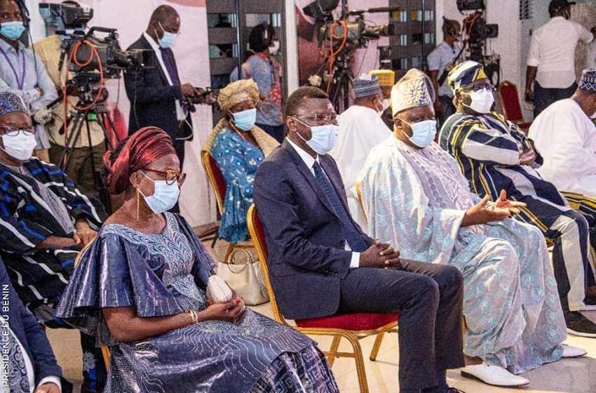 Etat de droit et démocratie au Bénin: Louis Vlavonou fait le point de la contribution des Institutions de la République en 2020