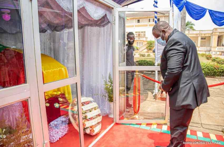 Assemblée Nationale: Cérémonie d'hommage à l'honorable Jean-Pierre Babatoundé Ibitècho : Le poignant témoignage du Président Vlavonou à son ancien collègue
