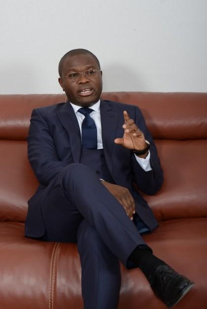 Romuald Wadagni ministre béninois de l'Économie
