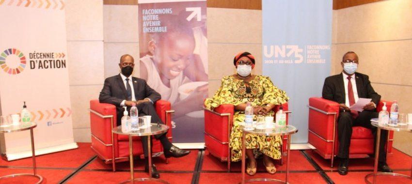Projections post-Covid 19 pour le Bénin : Les menaces sur l'atteinte des Odd